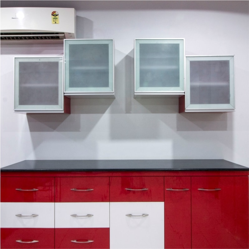 Kaka Pvc Kitchen Furniture: Pvc Doors Supplier In
